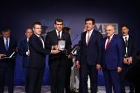 İHRACAT ŞAMPİYONLARI - Altunkaya'ya Türkiye İhracat Şampiyonu Ödülü