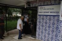 AKBAYıR - Antalya'da Mescitten Elektrikli Süpürge Hırsızlığı