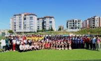FUTBOL TAKIMI - Atakum Belediyespor'dan 1 Yılda 103 Madalya