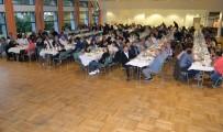 SOSYAL DEMOKRAT PARTİ - Avrupa Karabükspor Ve Devrekliler Derneği'nden İftar
