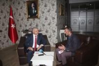 HıZLı TREN - Bakanı Arslan İHA'ya Konuştu