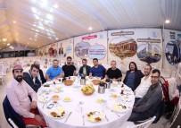 SULTANGAZİ BELEDİYESİ - Basın Mensupları Sahurda Bir Araya Geldi