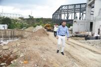 PANORAMA - Başkan Doğan Projeleri Yerinde İnceledi