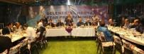 ERZURUMSPOR - Başkan Sekmen İftarda Gazetecilerle Buluştu