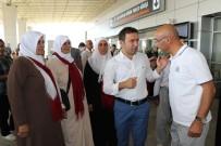 ŞEHİT YAKINI - Belediye Şehit Ve Gazi Annelerini Kıramadı