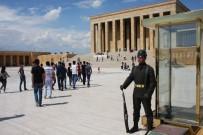 MURAT ŞENER - Beytüşşebaplı Öğrenciler Ankara'yı Gezdi