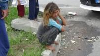 ABANT İZZET BAYSAL ÜNIVERSITESI - Bolu'da Trafik Kazası Açıklaması 2 Yaralı