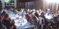 Burhaniye'de Engelliler İftar Yemeğinde Buluştu
