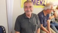 Burhaniye'de Uğur Baykent ÇYDD Başkanı Oldu