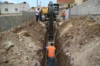 ŞEBEKE HATTI - Büyükşehirden Bozova'yı Değiştiren Yatırımlar