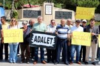 CHP Yozgat İl Teşkilatı 'Adalet Yürüyüşü' İçin Ankara'ya Gitti