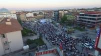 ZEMZEM - Cihanbeyli'de İftar Programı