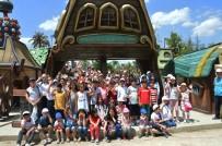 KARAKAYA - Çocuk Meclisi Üyeleri ANKAPARK'ta Doyasıya Eğlendi