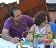 ADLIYE SARAYı - Çocuk Sanat Merkezi'nde Babalar Günü Kutlandı
