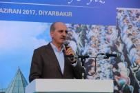 BILAL ÖZKAN - Diyarbakır'da 'Gönlümüz Bir, Soframız Bir' İftarı