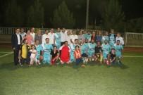 MEHMET DEMIR - Diyarbakır'da Ramazan Ayı Turnuvası Sona Erdi