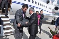 TÜRK LIRASı - Ekonomi Bakanı Zeybekci Kars'ta