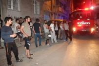 Elazığ'da Sahur Vakti Yangın Paniğe Neden Oldu