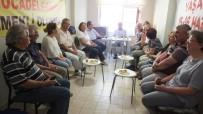 Emekli -Sen Genel Başkanı Veli Beysülen'in Burhaniye Ziyareti