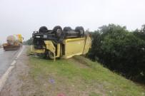 GÜNLÜCE - Emet'te Trafik Kazası Açıklaması 4 Yaralı
