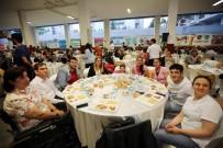 ENGELLİ ÖĞRENCİLER - Engelliler Yenimahalle'de İftar Yaptı