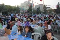 TEVFIK GÖKSU - Esenler Belediyesi Suruç'ta İftar Programı Düzenledi