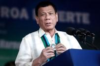 FILIPINLER - Hasta Olduğu İddialarına Yanıt Verdi