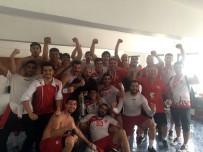 FAROE ADALARı - Hentbol Erkek Milli Takımı Şampiyonluk Maçında