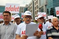 ORHAN SARIBAL - İnegöl CHP'den Adalet Yürüyüşü