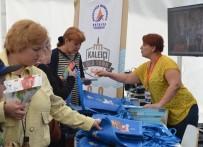 TÜRKIYE SEYAHAT ACENTALARı BIRLIĞI - Kaleiçi Festivali Heyecanı Rusya'dan Başladı