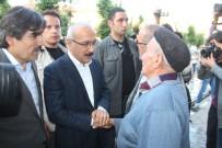 GÖNÜL KÖPRÜSÜ - Kalkınma Bakanı Elvan'ın Yüksekova Ziyareti