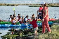KÜLTÜR SANAT - Karşıyakalı Çevreciler Gediz Deltası'nı Temizledi