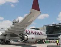 GÖVDELI - Türkiye'den Katar'a dev yardım