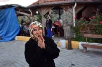 DENIZ PIŞKIN - Kıbrıs Gazisi Eşi İçin Köyde 500 Kişiye İftar Verdi