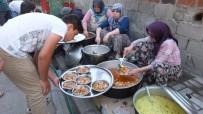 Köydeki Ramazan Geleneklerini  Şehirde Yaşatıyorlar