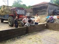 SÜLEYMANIYE - Köylülerle İzmit Belediyesi İç İçe