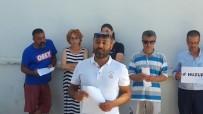 KUŞADASI BELEDİYESİ - Kuşadası'nda Mahalle Sakinlerinden Gürültü Protestosu