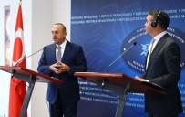 KÖRFEZ ÜLKELERI - 'Makedonya NATO Üyeliğini En Çok Hak Eden Ülkedir'