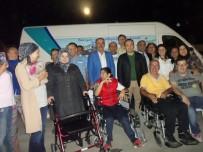 FAIK OKTAY SÖZER - Mudanyalı Engelliler İftarda Buluştu