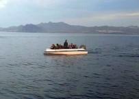 İNSAN KAÇAKÇISI - Mültecilerin İmdadına Sahil Güvenlik Yetişti