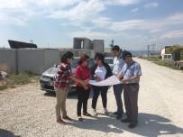 İLLER BANKASı - Muradiye Mahallesine Yeni Su Hattı