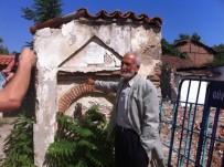 TARIHÇI - Ödemiş'te 220 Yıllık Tarihi Çeşme İlgi Bekliyor
