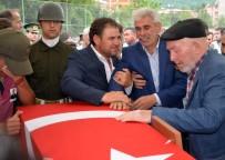 ŞEHİT UZMAN ÇAVUŞ - Ordu Şehidini Gözyaşlarıyla Uğurladı