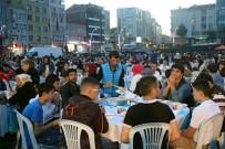 Şehit Aileleri, Gaziler, Engelli Ve Yaşlılar İftarda Bir Araya Geldi