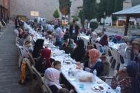 Sinoplular Alaaddin Camisi'nde İftar Açtı