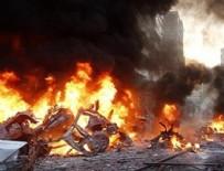 BOMBALI SALDIRI - Suriye'de bombalı saldırı