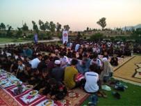 İSLAMABAD - TİKA'dan Pakistan'da Bin 100 Yetime İftar