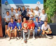 ÖDÜL TÖRENİ - Türkiye Amatör Açık Şampiyonası Samsun'da Başlıyor