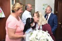 Vali Çakacak'tan 'Yılın Babası'na Ziyaret