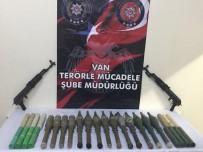 POLİS İMDAT - Van'da Silah Ve Mühimmat Ele Geçirildi